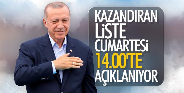 Başkan Recep Tayyip Erdoğan 40 İlin Adaylarını Açıklayacak