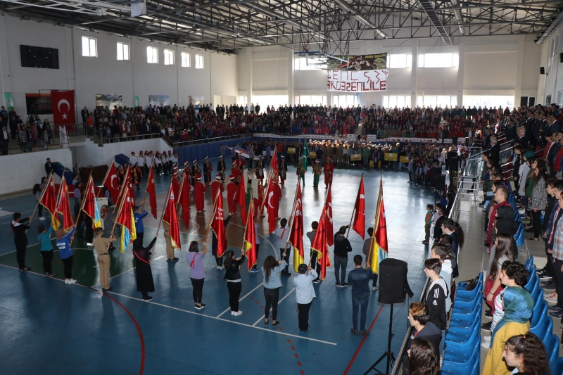 Cumhuriyet'imizin 95. Yılı Ardeşen'de Törenlerle Kutlandı