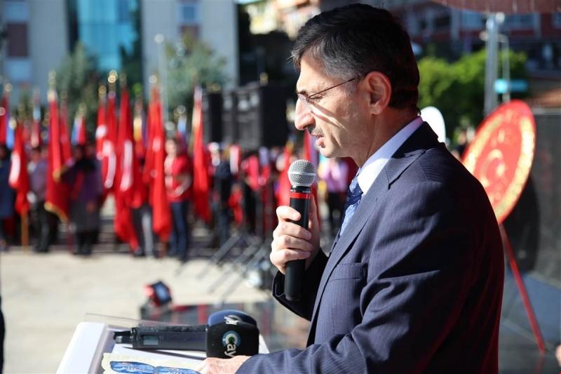 Vali Erdoğan Bektaş, Rize'deki Son Törenine Katıldı