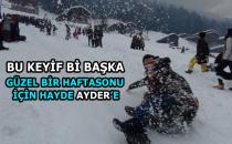10. Ayder Kardan Adam Şenli Programı Açıklandı