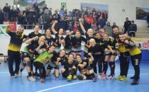 Ardeşen GSK Avrupa'da Çeyrek Finalde