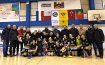 Ardeşen GSK'yı Portekiz'de Yalnız Bırakmadılar