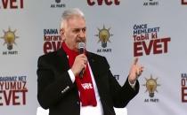 Başbakan Binali Yıldırım EVET Demek İçin Geliyor