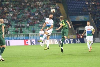 Çaykur Rizespor - Bursaspor Maç Sonucu İçin Tıkla