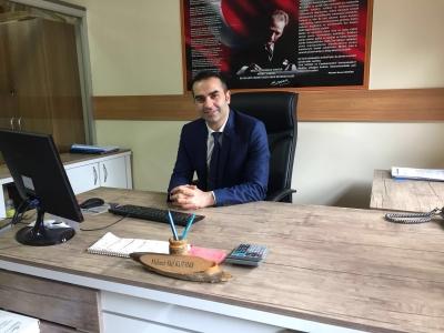 Fen İşleri Müdürü M. Akif Kutanis'e Önemli Görev