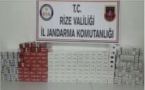 Jandarma Fındıklı'da Kaçakçılara Göz Açtırmadı