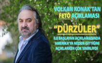 Karadenizli Sanatçı Volkan Konak'tan FETÖ Açıklaması