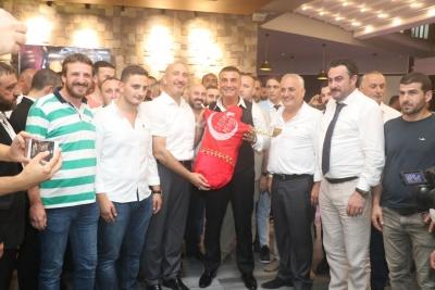 Reis Sedat Peker Ardeşen'de Coşkuyla Karşılandı
