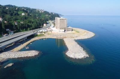 Rize'ye 5 Yıldızlı Bir Otel Daha Kazandırılıyor