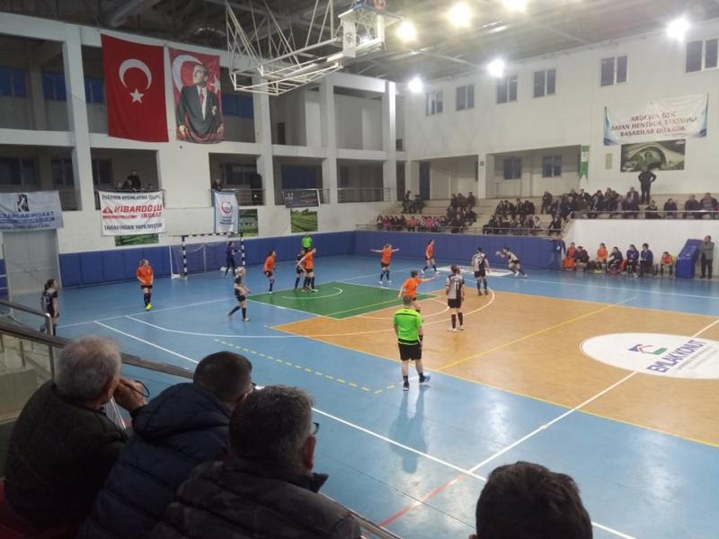 Ardeşen GSK Türkiye Kupası'nda Yarı Finale Göz Kırptı