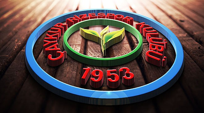 Çaykur Rizespor'da Transfer Hareketliliği Başladı