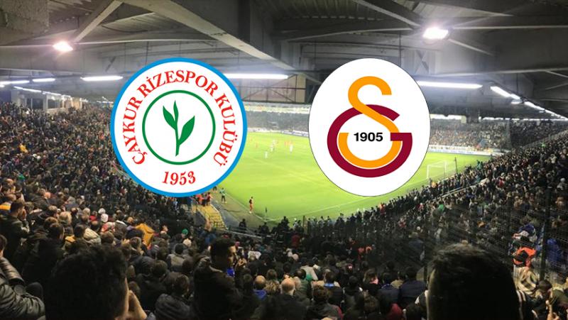 """Çaykur Rizespor'dan TFF'ye """"MAÇI TEKRAR ET"""""""