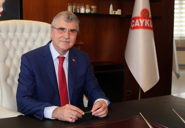 Çaykur'dan Sakarya Bld. Bşk. Adaylığına... Erdoğan Açıkladı