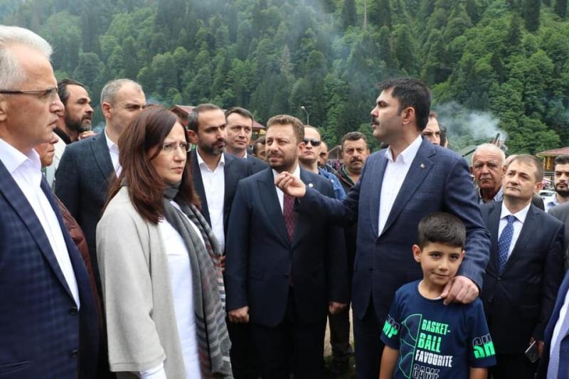 Çevre Bakanı Murat Kurum'dan Ayder Talimatı: Derhal Kaldırılsın