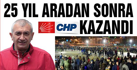 CHP Fındıklı'da AK Parti'ye Fark Attı