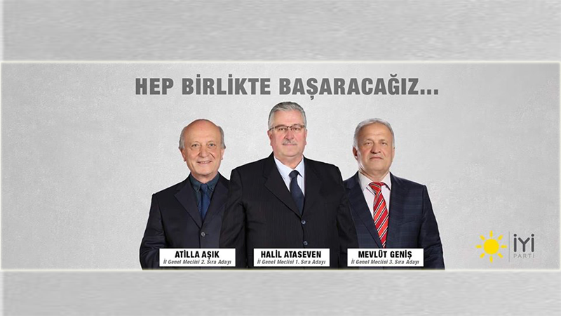 CHP-İyi Parti İttifakı Ardeşen'de Köylere Hizmeti Götürecek
