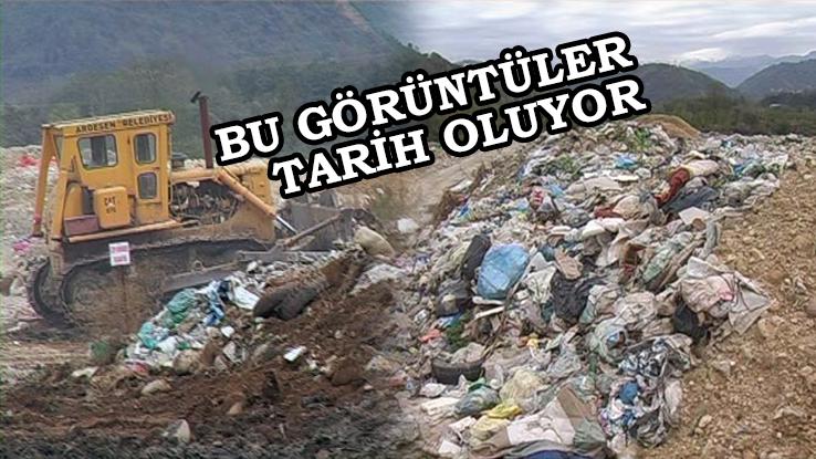 Çöpler Artık Fırtına Vadisi Boyunca Dökülmeyecek