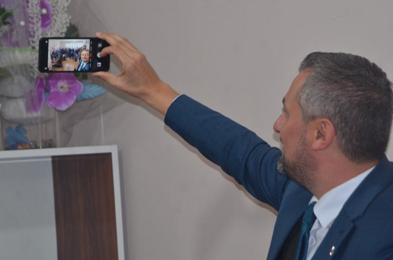 MHP Ardeşen Bld. Bşk. Adayı Kutanoğlu Projelerini Açıkladı