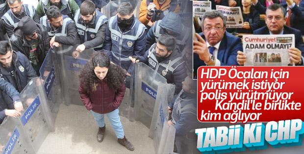 Rizeli Milletvekilinden HDP'ye Savunan Açıklama