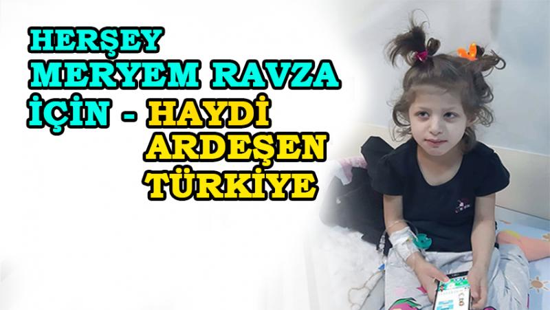 Türk Kızılayı Meryem Ravza Bayrak İçin Ardeşen'e Geliyor.