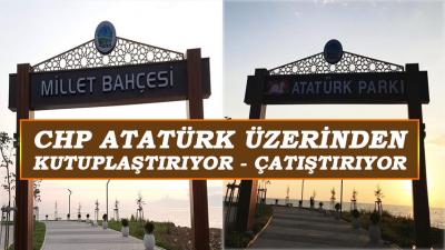 AK Parti Rize İl Bşk. Alim'den CHP'ye Çağrı: Yanlıştan Dönün