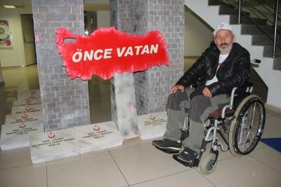 Ardeşen Engelliler Derneği Yeni Başkanını Seçti