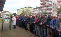 Cenazesi Batum'da Bulunan Erol Çabuk Defnedildi