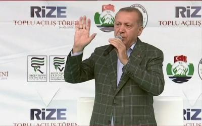 Cumhurbaşkanı Erdoğan Rize Havalimanı İçin Tarih Verdi