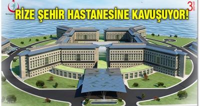 Cumhurbaşkanı Erdopan: Rize Şehir Hastanesini Yapacağız