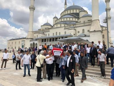 Rize Eski Milletvekili Mustafa Nazikoğlu İçin TBMM'de Tören