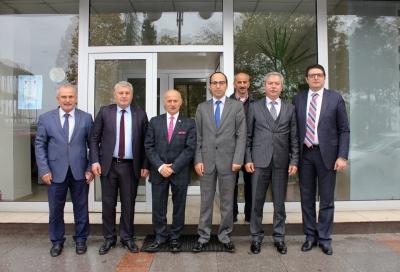 Rize İl Genel Meclisi'nden Şaban Yılmaz'a Destek