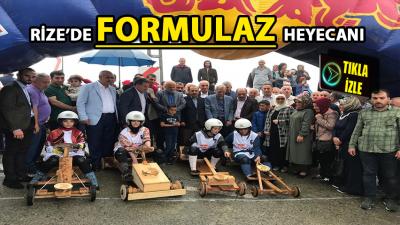 Rize'de FormuLaz Heyecanı… Şampiyon Tanıdık İsim Oldu