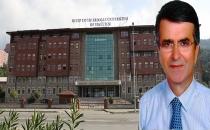 Tıp Fakültesi Dekanı Şaban Şimşek Görevden Alındı