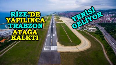 Trabzon'a Yeni ve Büyük Havalimanı Müjdesi