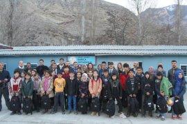 Genç Müfettişlerden Gönüllülük Kampanyası