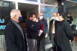 CHP Esnaf Ziyaretlerine Aralıksız Devam Ediyor