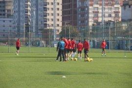 Ç. Rizespor'da Denizlispor Maçı Öncesi 4 Eksik