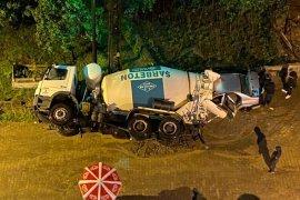 Rize'de Görünmez Kaza Ucuz Atlatıldı