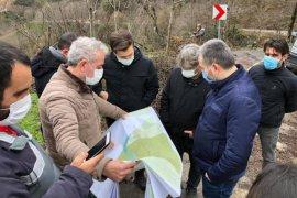 Karayollarından Tunca Dereiçi Yol Projesi İncelemesi