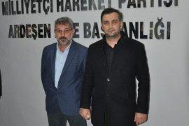 MHP Tunca'da Muhammet Çebi Görevlendirildi