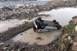 Pazar'daki Trafik Kazası Ucuz Atlatıldı