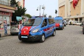 Cumhuriyet Bayramı Rize'de Kutlandı