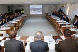 Artvin Valisi Yılmaz Doruk Yusufeli Barajı'nı İnceledi