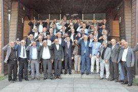 Muhtarlar, Muhtarlar Günü'nü Asker Selamı İle Kutladı