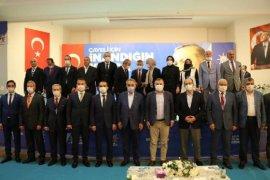 AK Parti Çayeli'de Devam Fındıklı'da Tamam Dedi