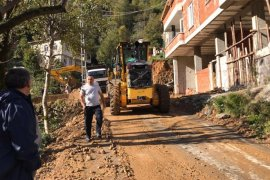 Ardeşen'de Köydes Çalışmaları Devam Ediyor