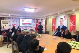 Yeniden Refah Partisi Gen. Bşk. Yrd. Rize'de