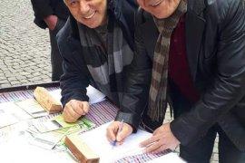 Rize'de Oy Vermediler, Gel Bizi Savun Dediler