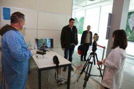 Artvin Valisi Korona Virüsü Tedbirlerini İnceledi