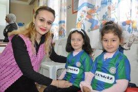 Ç. Rizespor Minik Kalpler Okul-Kulüp Projesi İçin Ardeşen'de